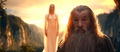 Galadriel & Gandalf - the-hobbit-an-unexpected-journey photo