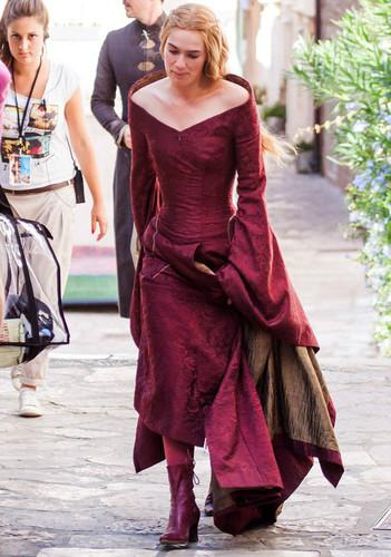 Game Of Thrones S3 Filming in Dubrovnik, Croatia