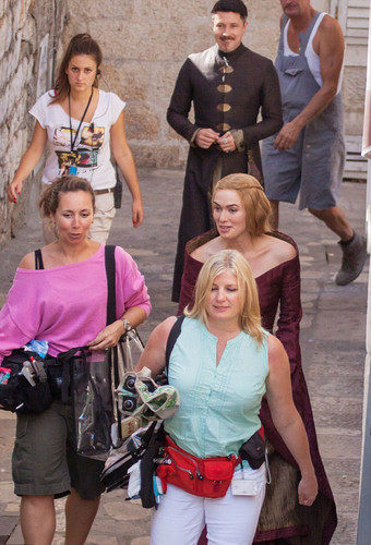 Game Of Thrones S3 Filming in Dubrovnik, Croatia