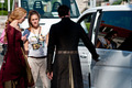 Game Of Thrones S3 Filming in Dubrovnik, Croatia - lena-headey photo