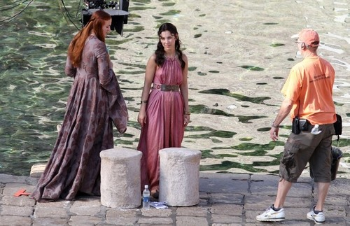 Game of Thrones- Season 3 - Filming in Dubrovnik