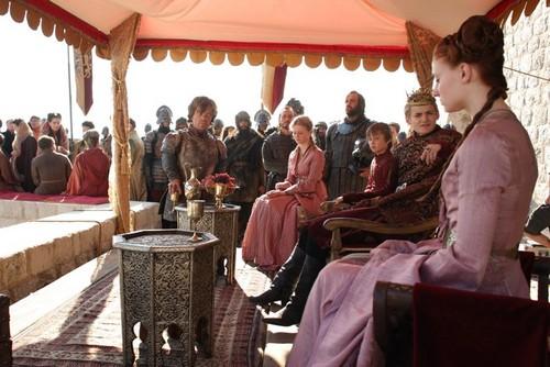 Sansa, Joffrey, Myrcella, Tommen & Tyrion