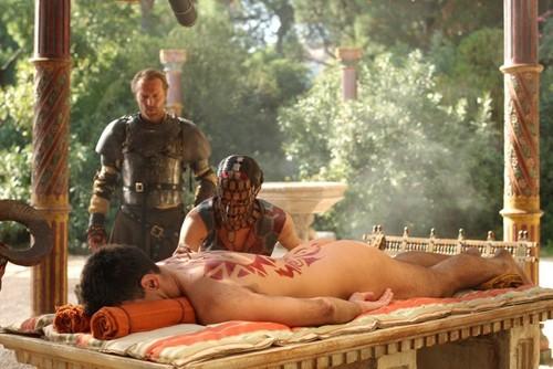Jorah Mormont & Quaithe