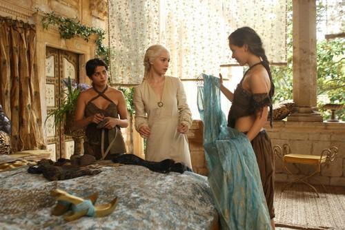 Irri, Daenerys & Doreah