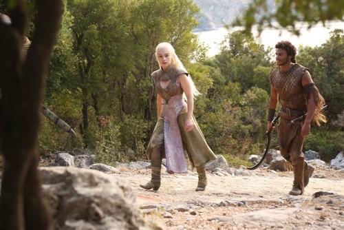 Daenerys Targaryen & Kovarro