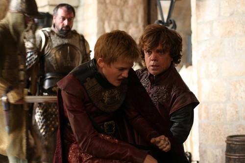 Tyrion Lannister & Joffrey Baratheon