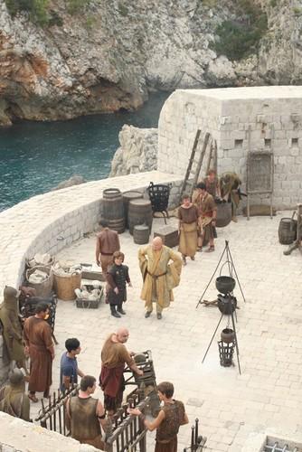 Tyrion Lannister & Varys