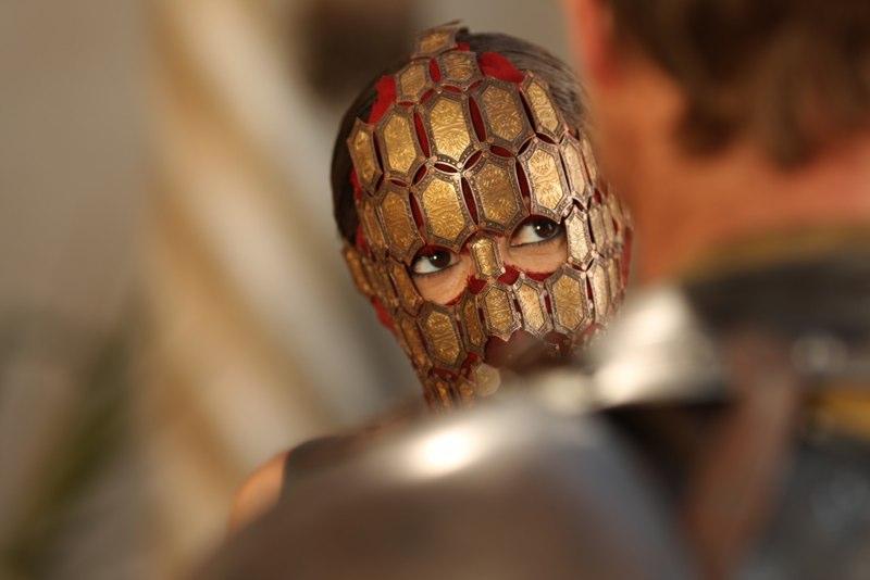 Jorah Mormont & Quaithe - Game of Thrones Photo (32355169 ... Quaithe Game Of Thrones