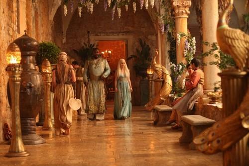 Daenerys Targaryen & Xaro
