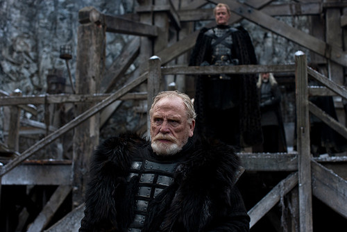Jeor Mormont & Alliser Thorne