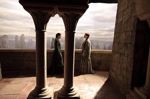 Catelyn Stark & Lysa Arryn