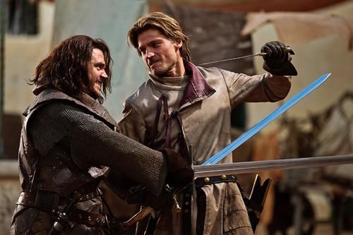 Jaime Lannister & Jory Cassel