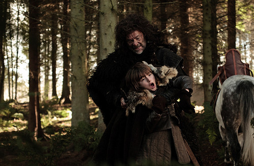 Stiv & Bran Stark