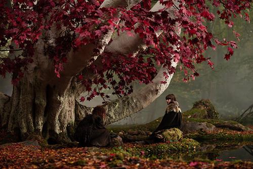 Osha & Bran Stark