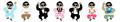 Gangnam Style Dancing