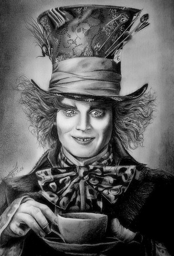 Great Drawing Arts of Johnny Depp