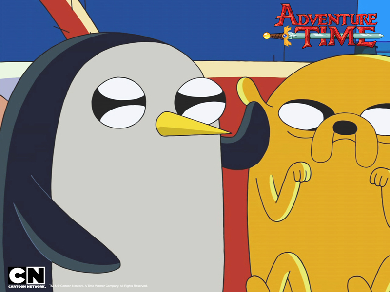 Gunter From Adventure Time Images Wallpapers HD Wallpaper And Background Photos