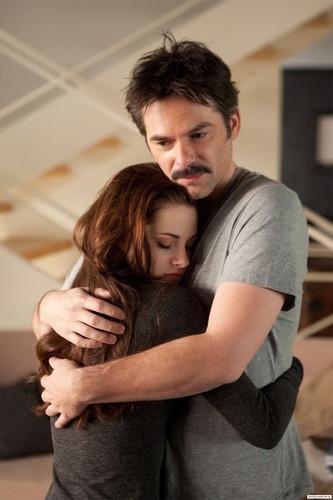"HQ stills of Kristen as Bella Cullen {""Breaking Dawn - Part 2""}."