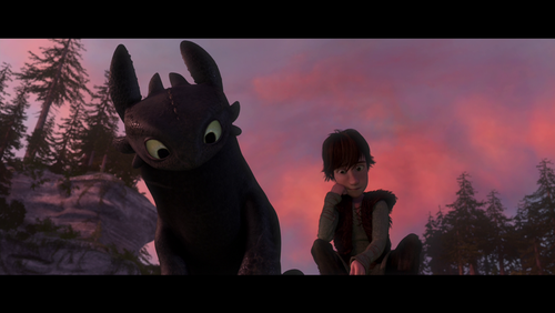 HTTYD Screenshots