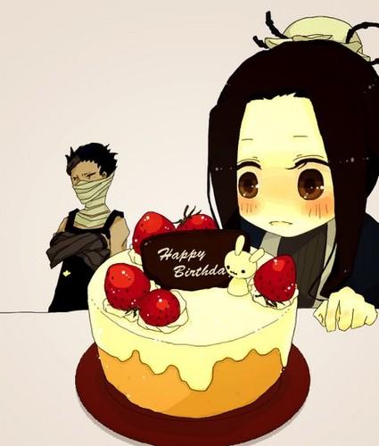 Happy birthday Haku