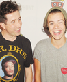 Harry and Nick grimshaw