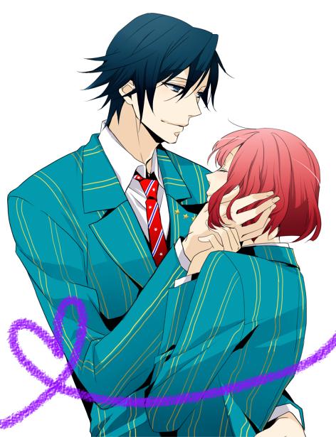 Haruka x Tokiya - Uta no Prince-sama Fan Art (32378685 ...  Uta No Prince Sama Haruka And Tokiya Lemon