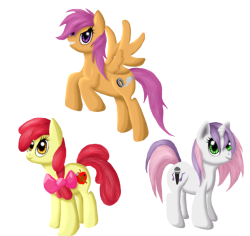 my little pony music deutsch