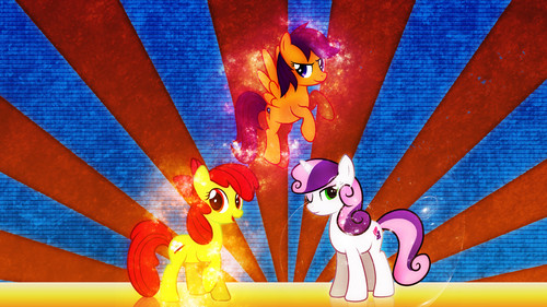 Have Some Cutie Mark Crusaders!