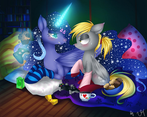 Here's Some pony Pictures For You!