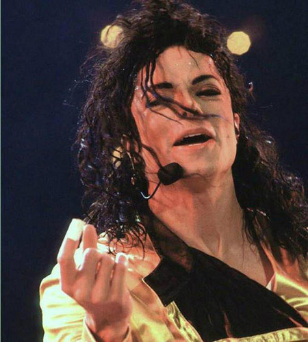 Hot MJ
