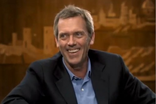 Hugh Laurie- 2011  Smile