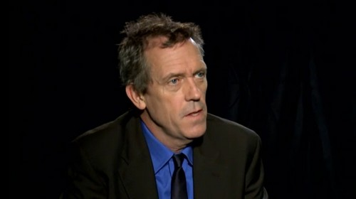 Hugh Laurie- interview The Oranges