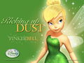 tinkerbell - I AM TINK'S BIGGEST FAN! SHE MAKES ME SMILE, I FIND IT HARD NOT TO! wallpaper