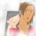 I want to be with you forever - total-drama-island fan art
