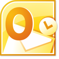 Icon for Microsoft Office Outlook 2010