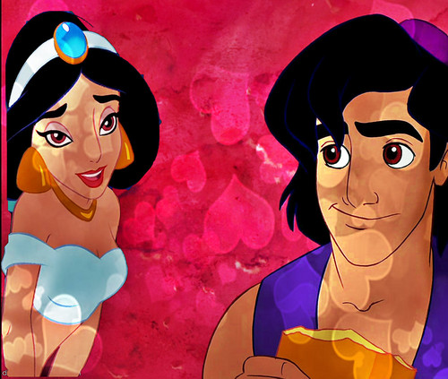 If the Princess and the Pauper was a Disney movie