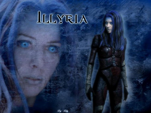 Illyria wallpaper containing a breastplate entitled Illyria