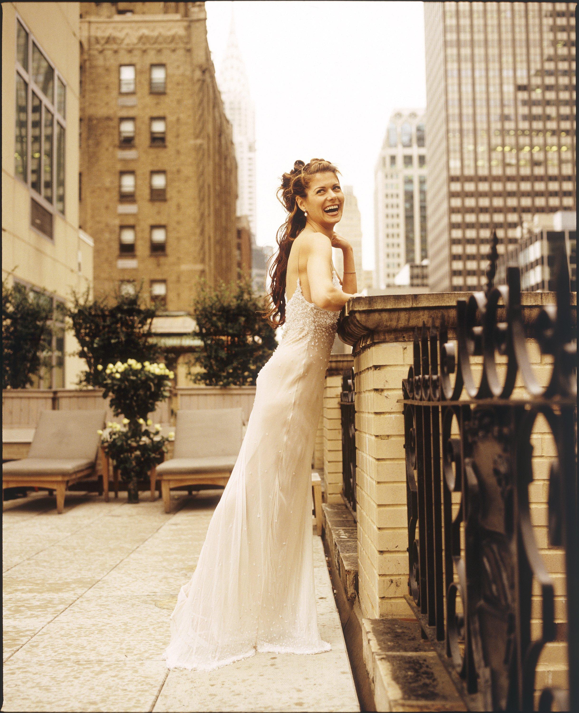 InStyle Wedding Photoshoot 2000