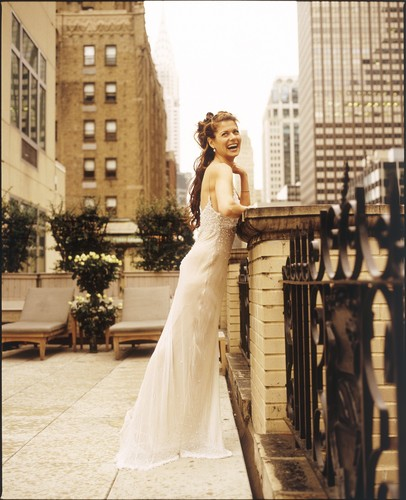 InStyle Wedding Photoshoot 2000