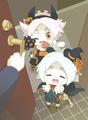 Inazuma Boys ~ Halloween Pics