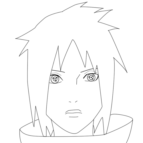 Izuna Lineart
