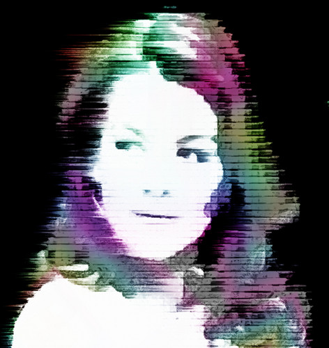 JUSTINE WADDELL - TV POP ART