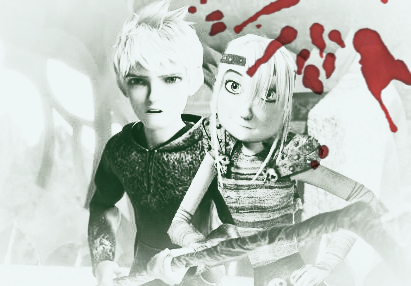 Jack Frost and Astrid