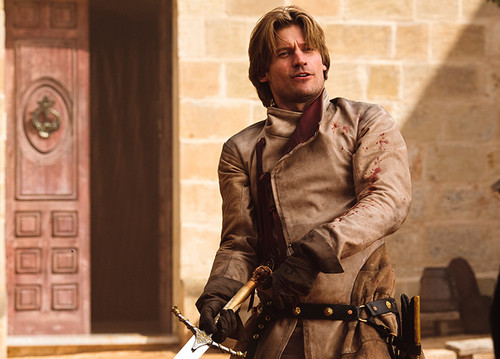 Jaime Lannister fondo de pantalla probably containing a hip boot titled Jaime Lannister