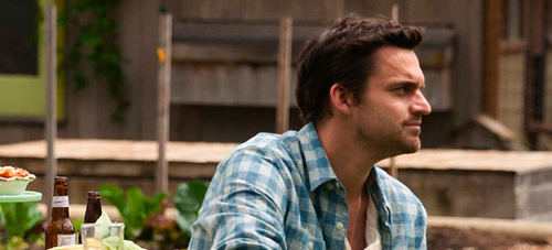 Jake M. Johnson as Jeff in Safety Not Guaranteed