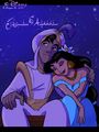 melati and aladdin