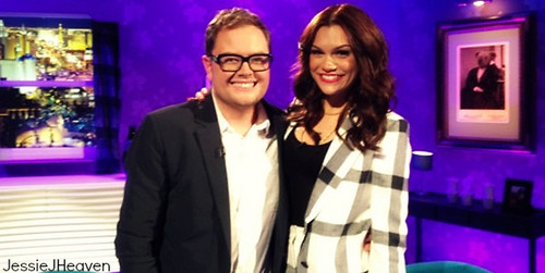 Jessie J on Alan Carr Chatty Man