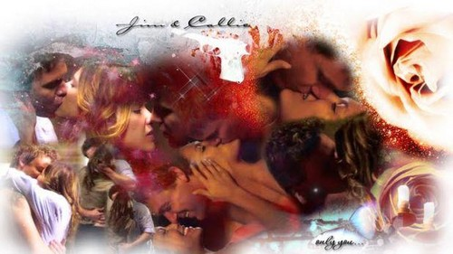 Jim & Callie upendo Scenes
