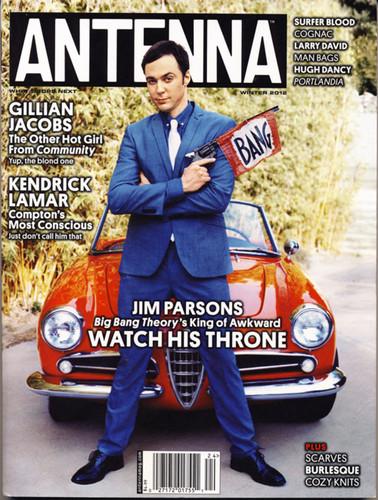 Jim Parsons <3
