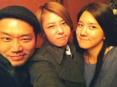 Jiwon Yubin Mark PD